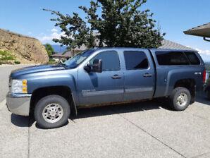 2010 Chevrolet Silverado 2500 HD LT Pickup Truck