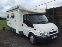 2006 Euromobile 622HB with Fixed Bed