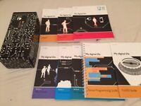 Sense Board & My Digital Life Blocks 1-6 Books