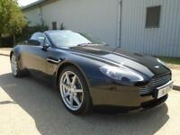 2008 ASTON MARTIN CONVERTIBLE ONLY 55,000 MILES FULL DEALER SERVICE HISTORY