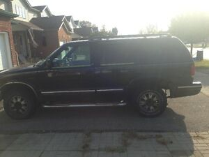 1999 CHEVY BLAZER 4X4 PARTS TRUCK WANTED