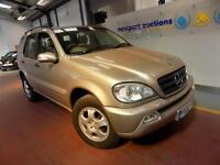 Mercedes-Benz ML270 2.7TD CDI