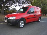 Vauxhall Combo 1.3CDTi 16v 1700 van 2008/08 87,000 miles one owner long mot