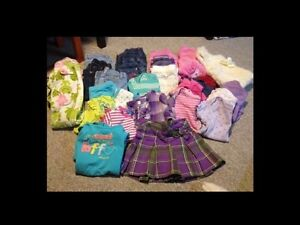 Lot Of Toddler Girl Clothes In brand new condition.