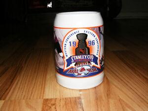 Stanley Cup Campionship 1996 Beer Stein
