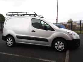 2014 Peugeot partner van 65k immaculate