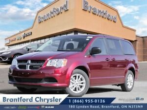 2017 Dodge Grand Caravan SXT  -  Uconnect -  Bluetooth - $270.94