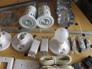 bulbs-wire-electrical Kitchener / Waterloo Kitchener Area image 2