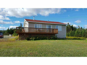 Single Family located by The Wilds Golf Course, Salmonier