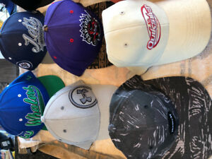 17 hats (14 adjustable, 3 flex fit size small) must take all