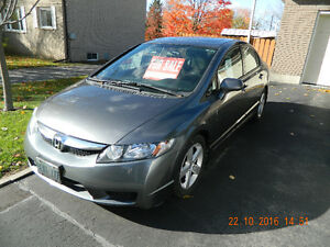 Honda Civic SE car 2011 Sunroof