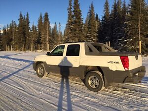 2002 Chevy Avalanche 1500