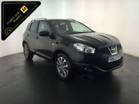 2013 63 NISSAN QASHQAI TEKNA IS DCI DIESEL 1 OWNER SERVICE HISTORY FINANCE PX