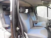 Renault Trafic 2.0dCi LWB Sport 6 seat factory fitted Crew Cab Van (23)