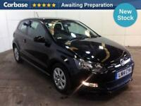 2014 VOLKSWAGEN POLO 1.2 TDI Bluemotion 3dr