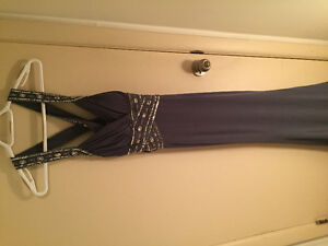 Le Chateau Evening Gown, size 5-6