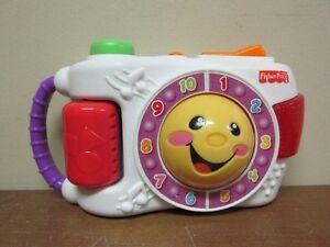 Mon 1er appareil photo Rires et Éveil de Fisher-Price...6mois +