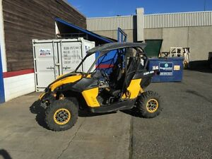 2014 Can-Am maverick XXC $21,000 with trailer one season use
