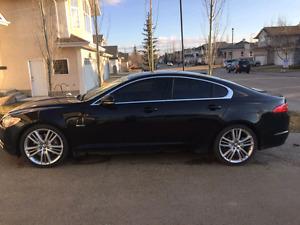2012 Jaguar xf premium package