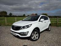 2013/63 Kia Sportage 2.0CRDi ( AWD ) KX-2)