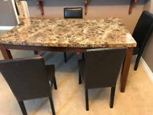 Dining Table n 5 chairs