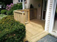 Admirable Carpentry- Your Fencing, Shed and Deck Specialists