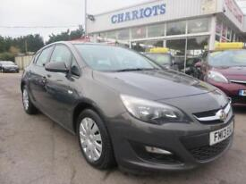 2013 Vauxhall Astra 1.3 CDTi ecoFLEX 16v Exclusiv 5dr (start/stop)
