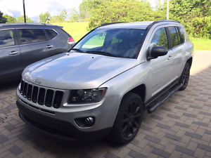 2012 Jeep Compass Limited-Sport SUV
