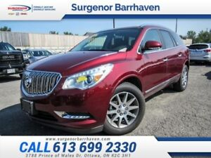2017 Buick Enclave Leather  - $362.09 B/W