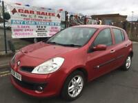 RENAULT CLIO 1.2 TCE 100 16v EXPRESSION 5DR 2008 *** 1 FAMILY OWNED FROM NEW