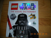 Lego Star Wars 'Collection' book / livre