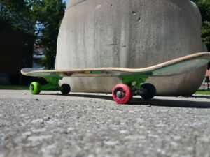 Skateboard for sale (REDUCED PRICE for the NEXT 10 days)
