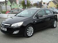 2011 Vauxhall Astra 1.7 CDTi ecoFLEX 16v SE 5dr (start/stop)