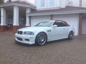 2002 BMW M3 Convertible