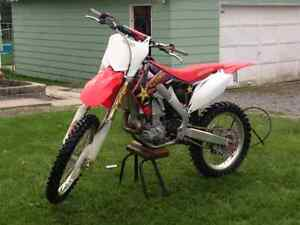 2009 Honda CRF450R - End of summer deal
