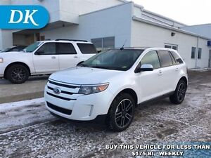 2014 Ford Edge SEL AWD Sport Appearance w/Panoramic Moonroof