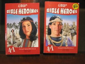 Bible Heroes and Bible Heroines