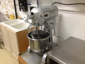 Commercial mixer for sale.