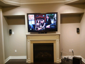 Gas Fireplace 2 Way