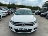 2013 Volkswagen Tiguan 2.0 TDi BlueMotion Tech SE 5dr DSG ESTATE Diesel Automati