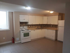 Bright & Spacious 2 Bedroom Basement Apartment in Desirable Area