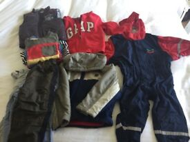 Boys bundle - 18-24 months