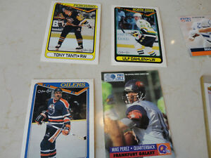 1990's Sports cards 14 total - Hockey, Baseball & Football Kitchener / Waterloo Kitchener Area image 3