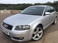 Audi A3 alloy wheels 2.0d mot 22/Nov/16