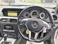 2011 Mercedes-Benz C Class 2.1 C220 CDI BlueEFFICIENCY AMG Sport Edition 125 7G-