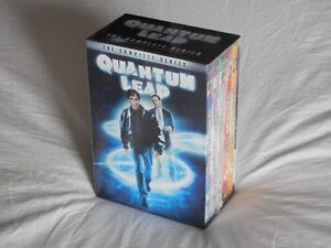 Quantum Leap DVD's - Complete Series Never Used