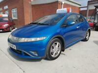 2008 Honda Civic I-dsi Se Plus 1.4 Hatchback Petrol Manual