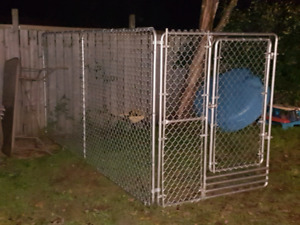 5x10x6 high kennel $550 .00 and others ready