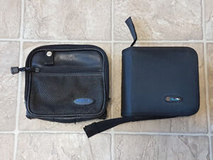 CD/DVD CARRY CASES.TAKE 2 FOR $5