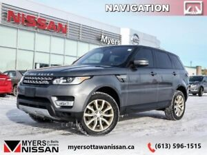 2016 Land Rover Range Rover Sport V6 HSE  - Leather Seats - $436